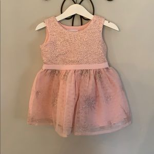 The a children's Place Sparkle Tutu Dress